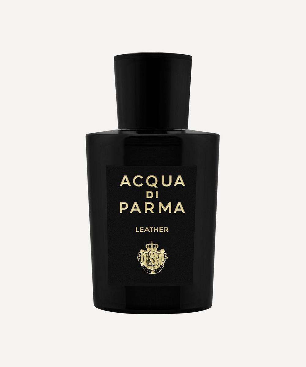 Acqua Di Parma Leather Eau De Parfum 100ml In White