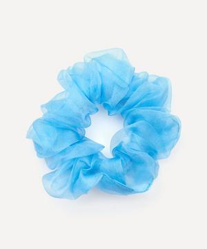 Silk Organza Scrunchie