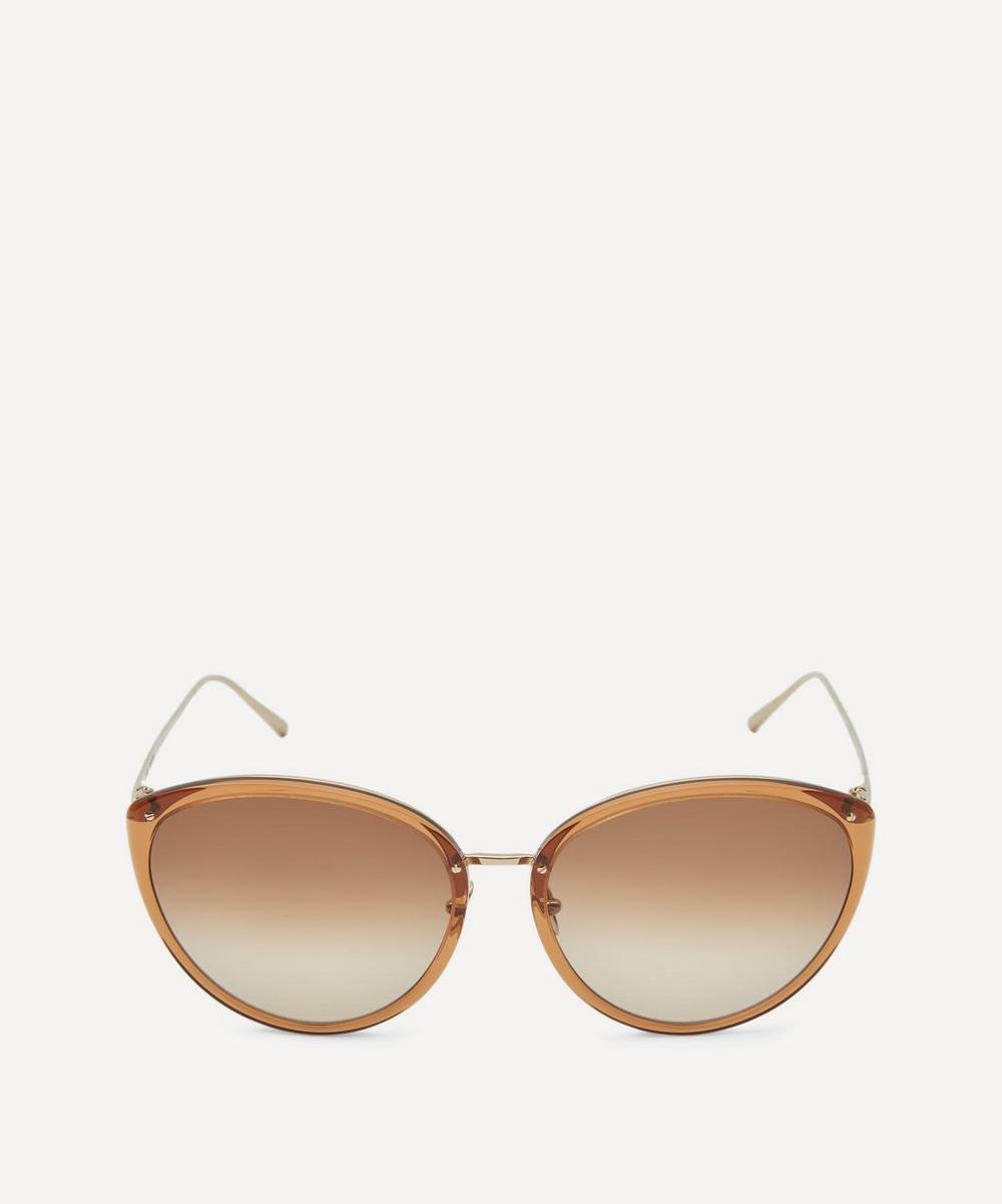 Angelica Cat-Eye Sunglasses