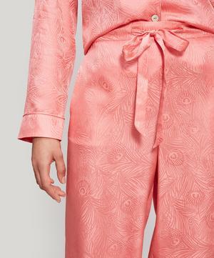 Hera Silk Jacquard Pyjama Set