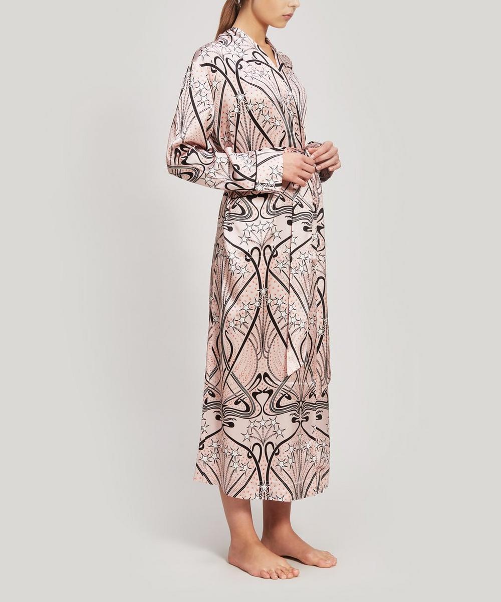 Thelma Silk Charmeuse Robe