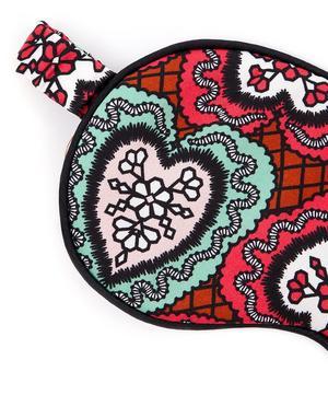 Love Lace Silk Charmeuse Eye Mask
