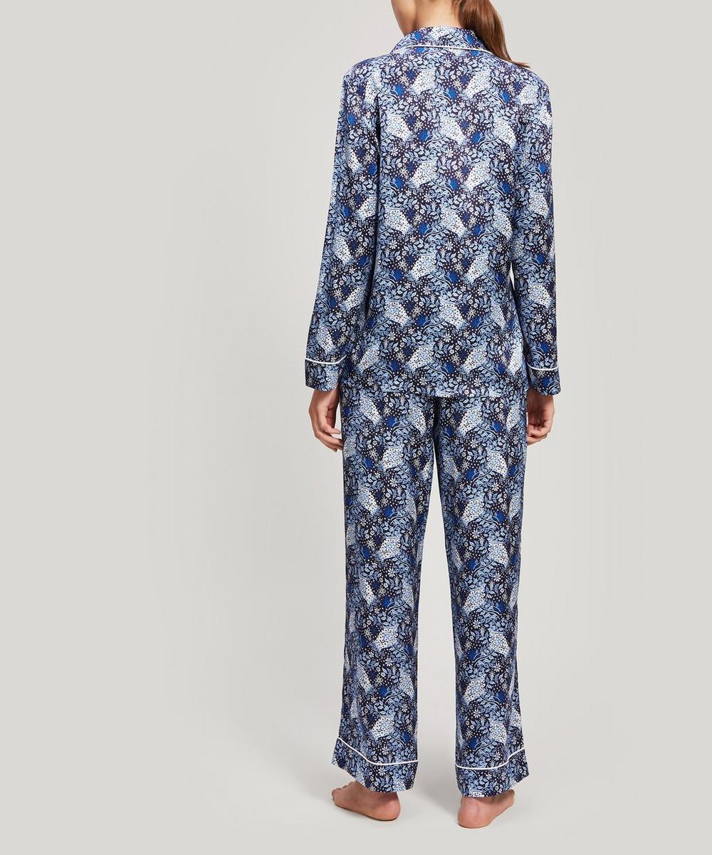 Valentine Silk Charmeuse Pyjama Set