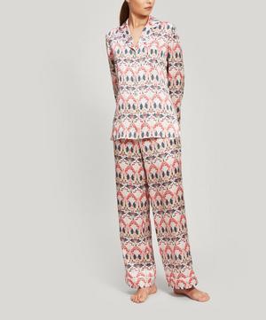 Ianthe Star Silk Charmeuse Pyjama Set