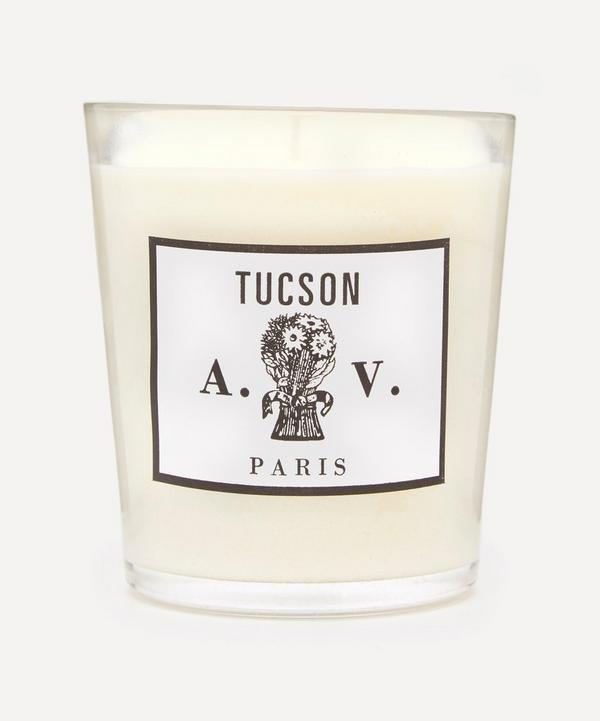 Astier de Villatte - Tucson Glass Candle 260g