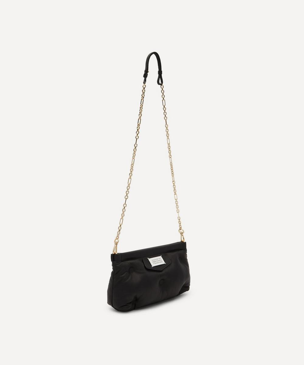 Glam Slam Quilted Chain Strap Clutch Bag