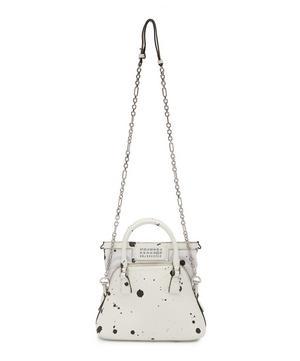 5AC Leather Shoulder Bag