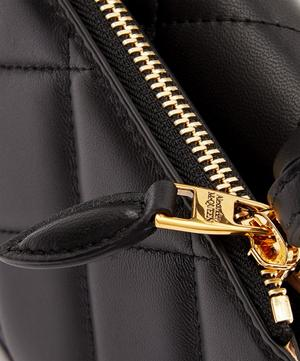 Skull Lock Cross-Body Bag