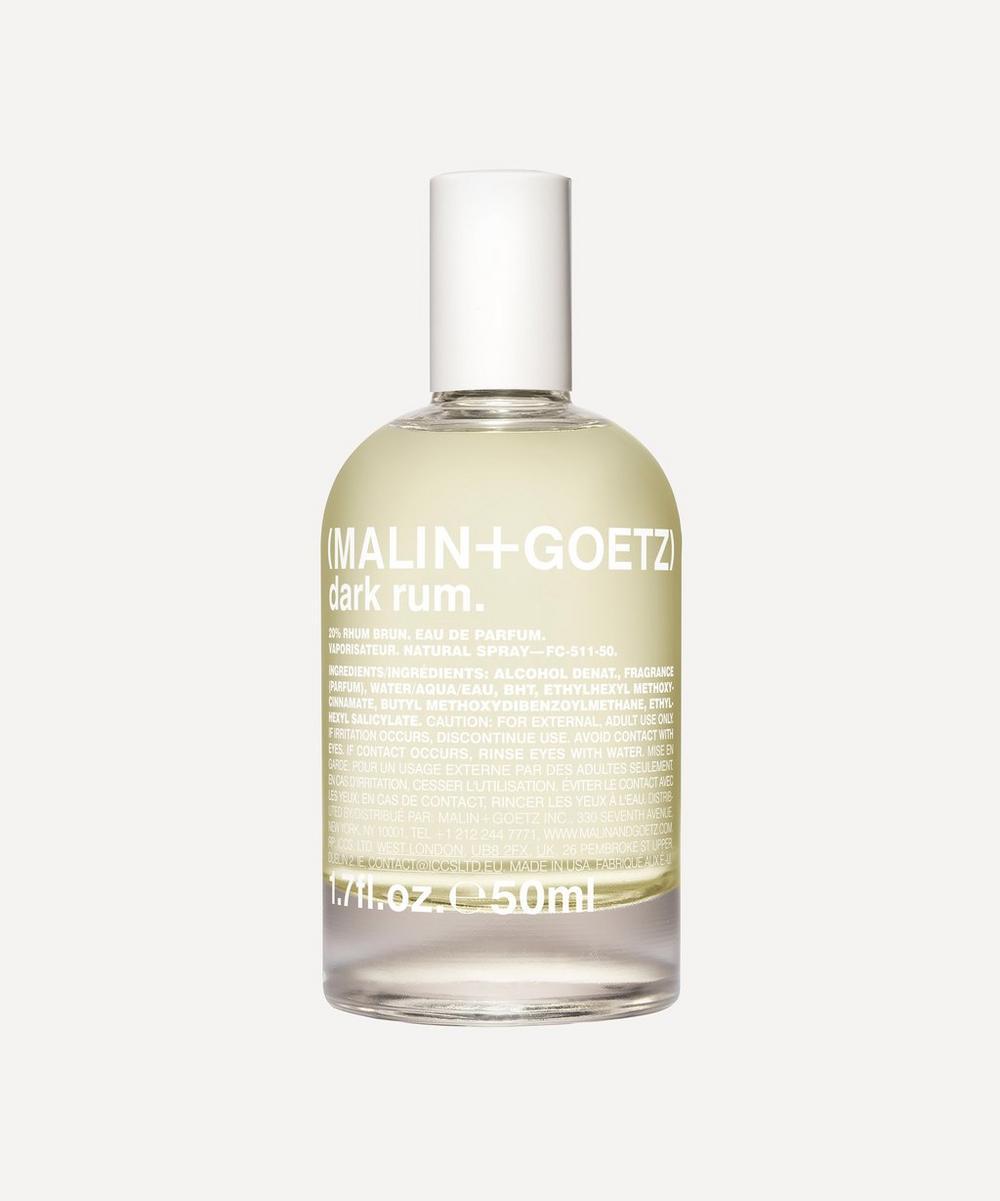 Malin + Goetz DARK RUM EAU DE PARFUM 50ML