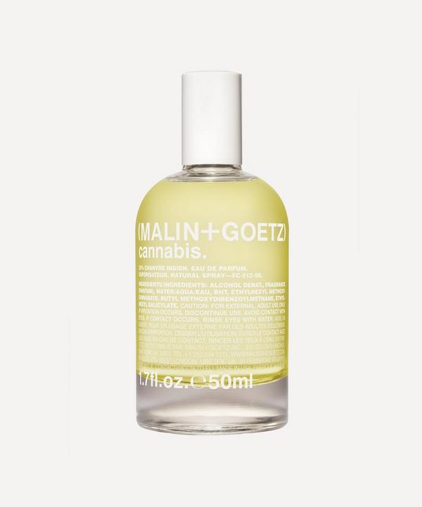 (MALIN+GOETZ) - Cannabis Eau de Parfum 50ml