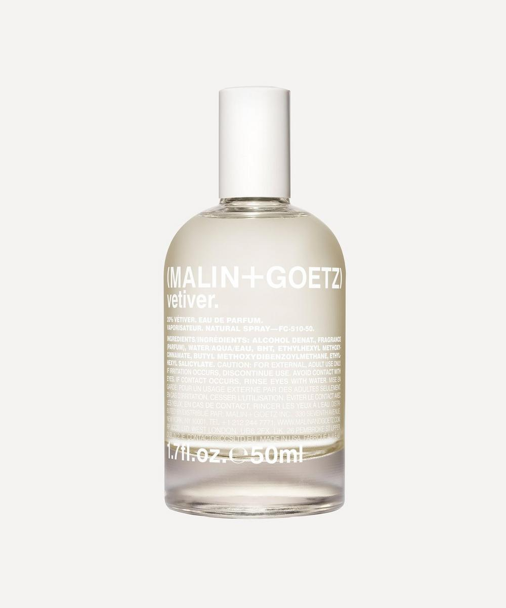 (MALIN+GOETZ) - Vetiver Eau de Parfum 50ml