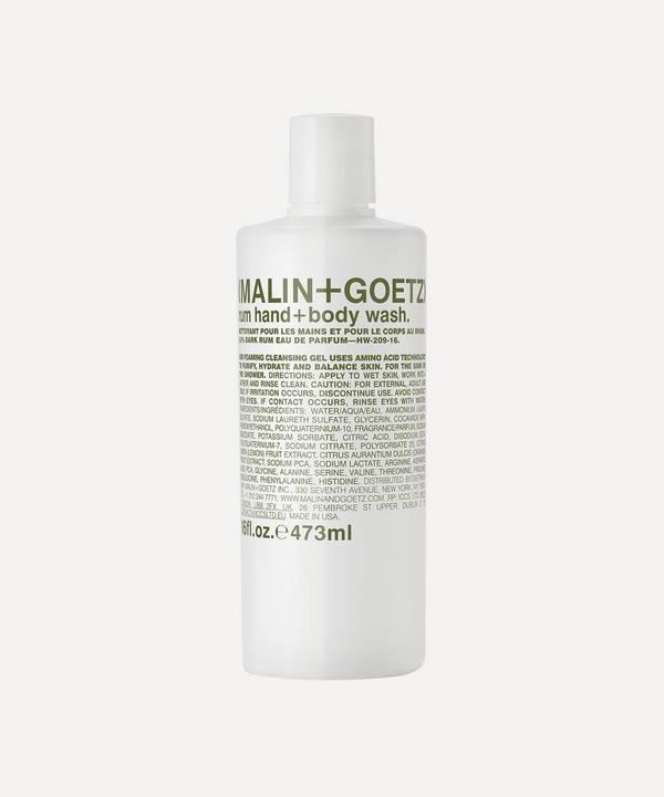 (MALIN+GOETZ) - Rum Hand and Body Wash 473ml
