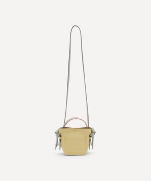 Micro Leather Cross-Body Bag
