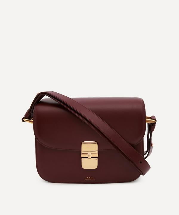 A.P.C. - Grace Small Leather Cross-Body Bag