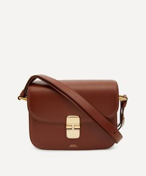 Grace Small Leather Cross-Body Bag
