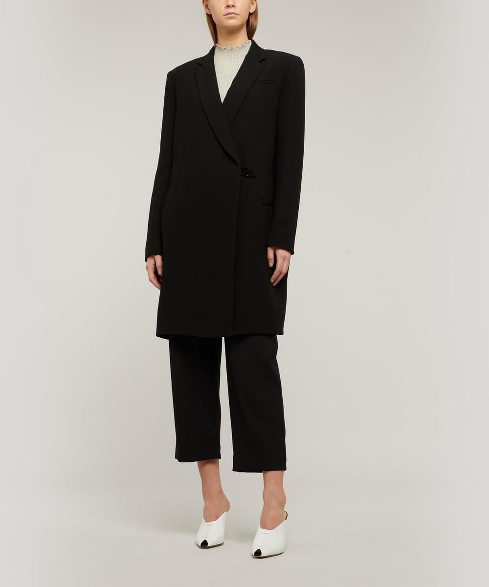 3.1 Phillip Lim OVERSIZED GRANDPA COAT