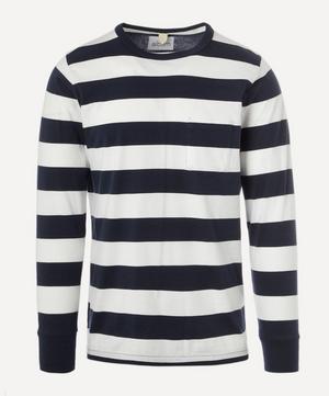 Long Sleeve Stripe T-Shirt