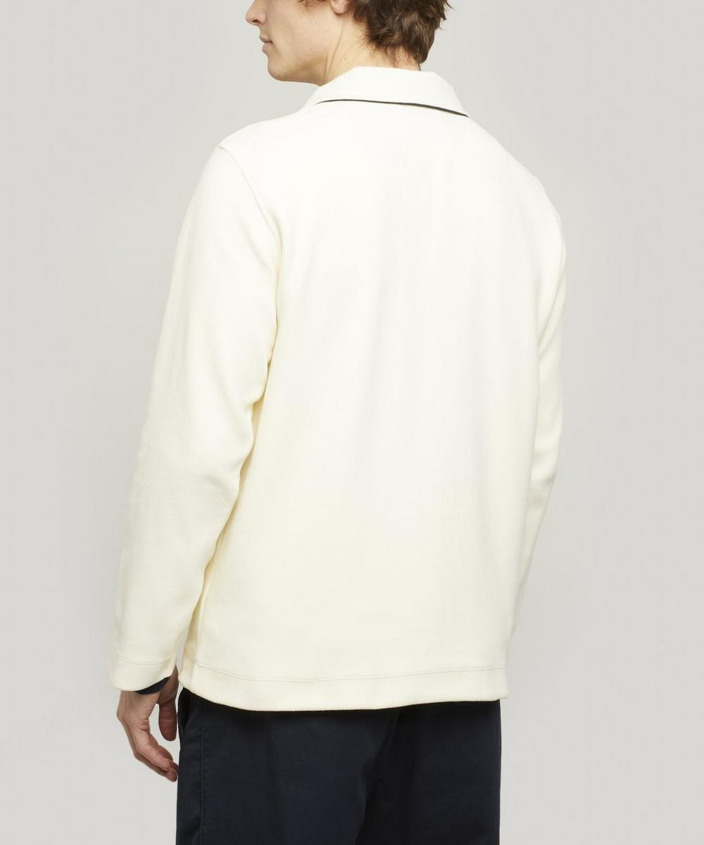 Half-Zip Pocket Fleece