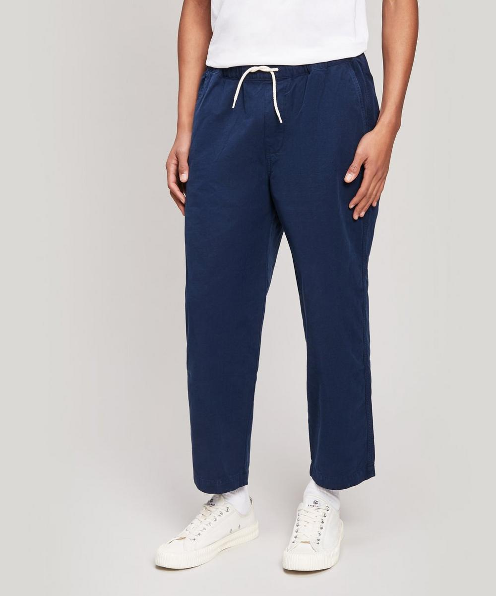 Ripstop Drawstring Trousers