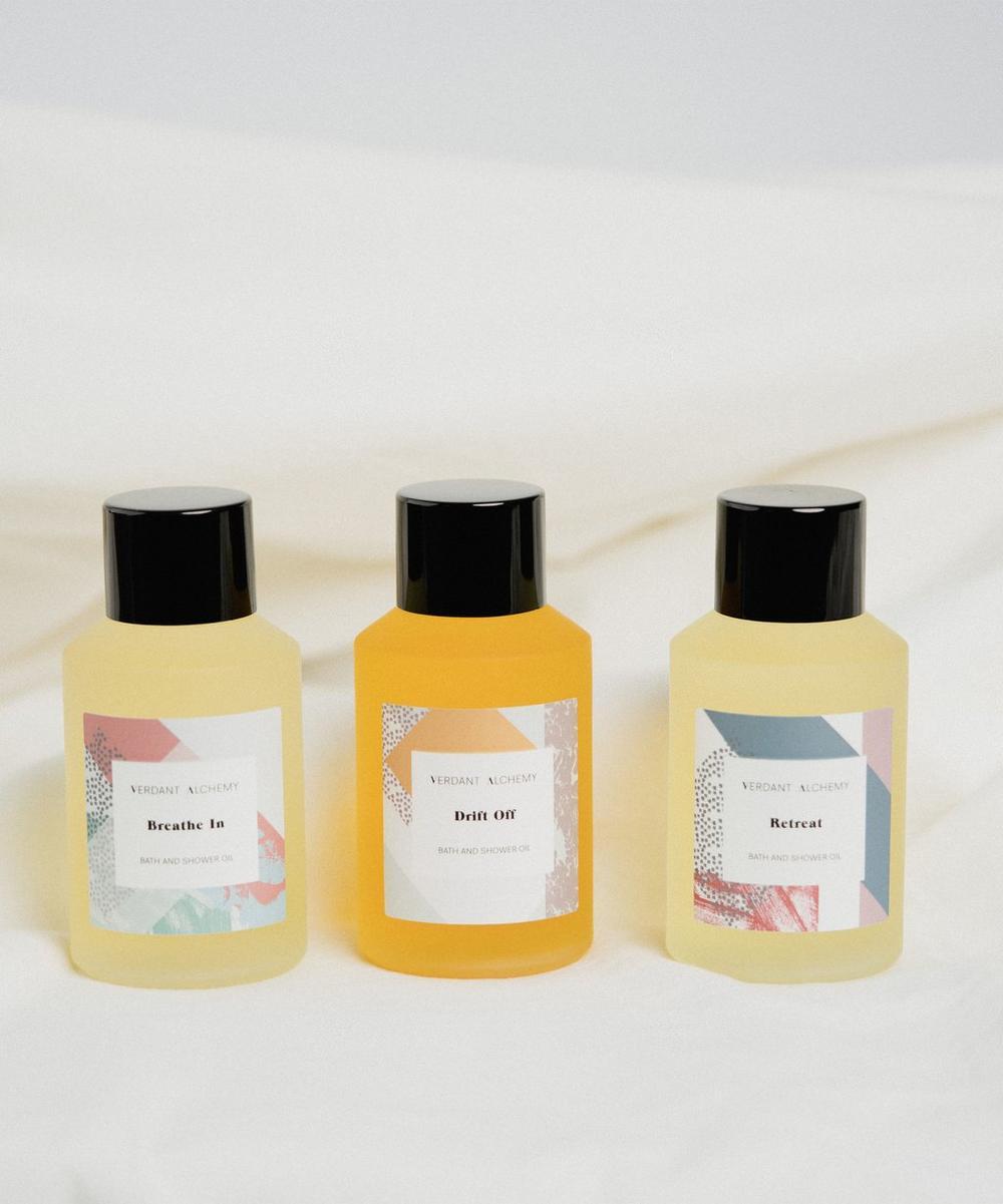 Retreat Bath & Shower Oil 100ml