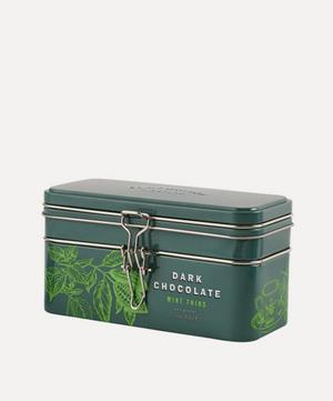Treasure Chest Tin With Mint Chocolate Thins 150g