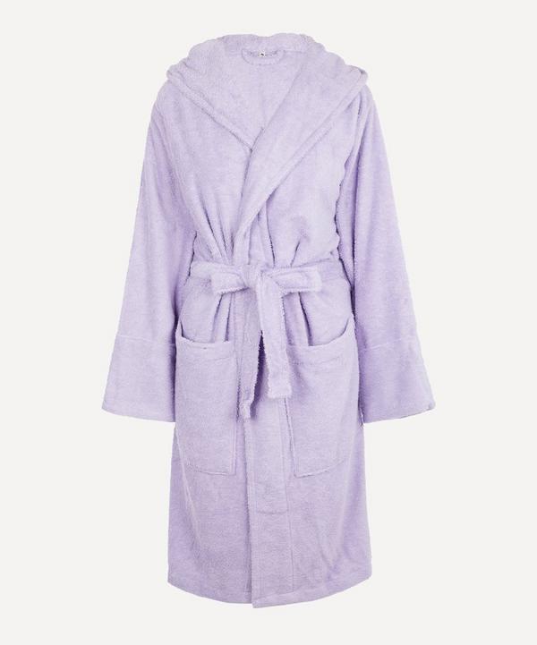 Tekla - Small Bathrobe in Lavender