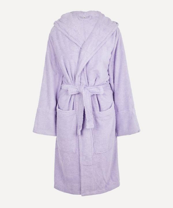 Tekla - Large Bathrobe in Lavender