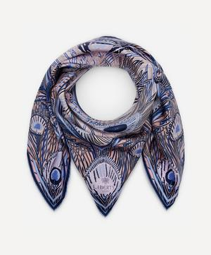 Hera 90 x 90cm Silk Twill Scarf