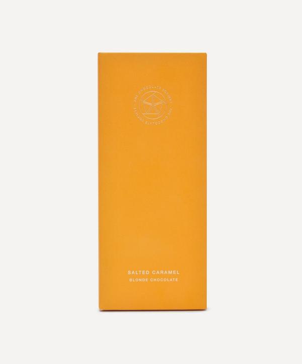 The Chocolate Society - Salted Caramel Blonde Chocolate Bar 65g