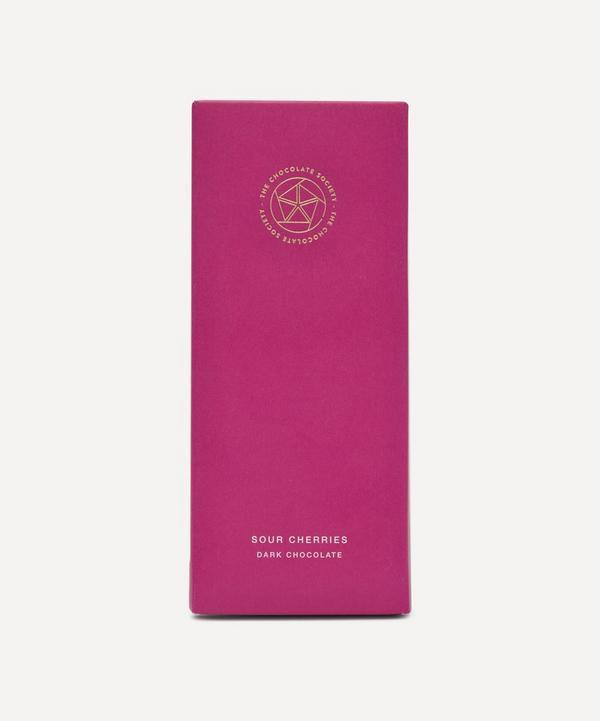The Chocolate Society - Sour Cherry Dark Chocolate Bar 65g