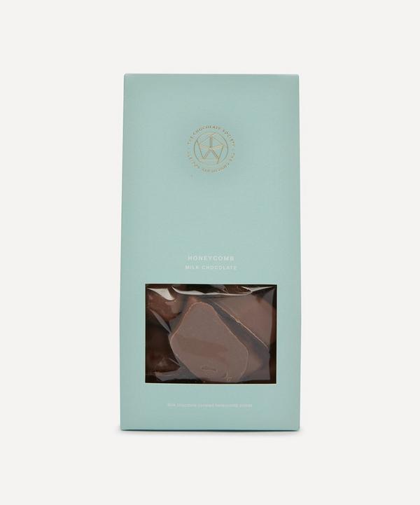 The Chocolate Society - Milk Chocolate Honeycomb 150g
