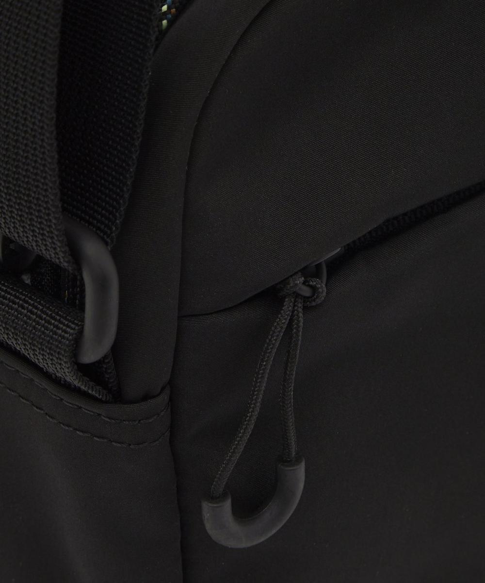 Tech Fabric Cross-Body Bag