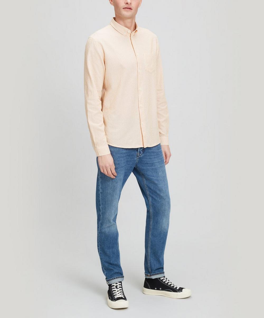 Relaxed Stripe Shirt