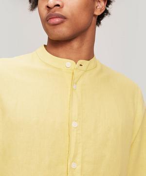 Half Placket Grandad Shirt