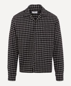 Check Flannel Shirt