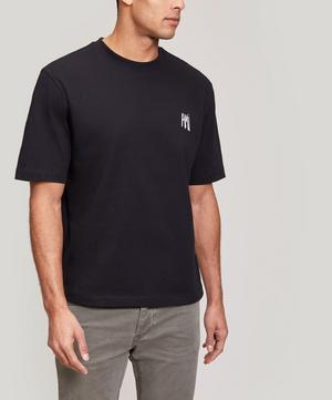 Embroidered Script Logo T-Shirt