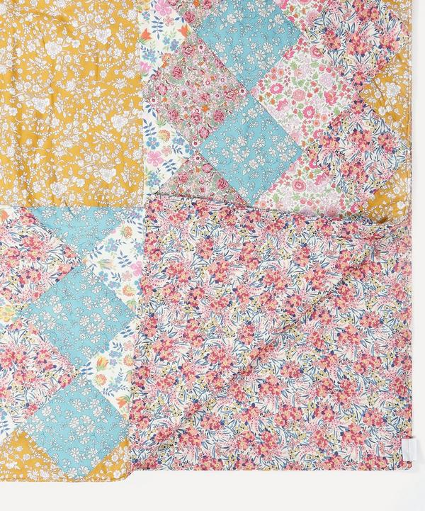 Mixed Patchwork Bedspread