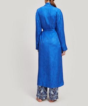 Hera Silk Jacquard Robe