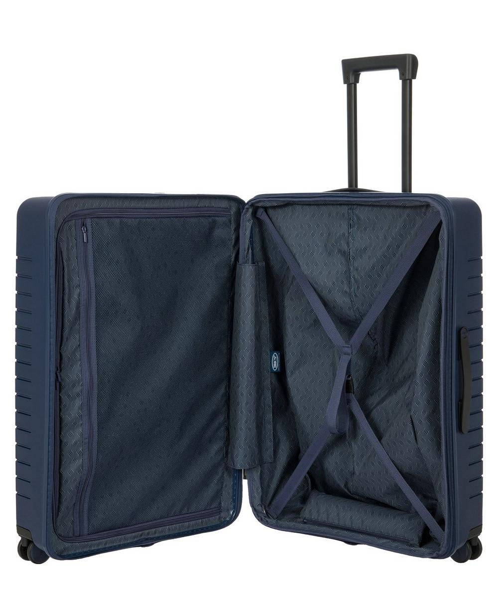 B|Y Ulisse Large Expandable Trolley Suitcase