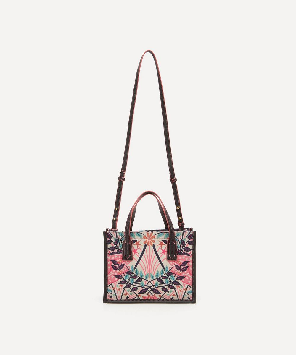 Valentine Small Canvas Tote Bag