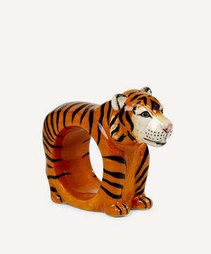Tiger Napkin Ring