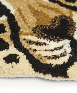 Leopard Head Rug