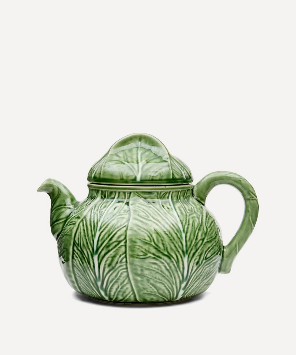 Cabbage Teapot