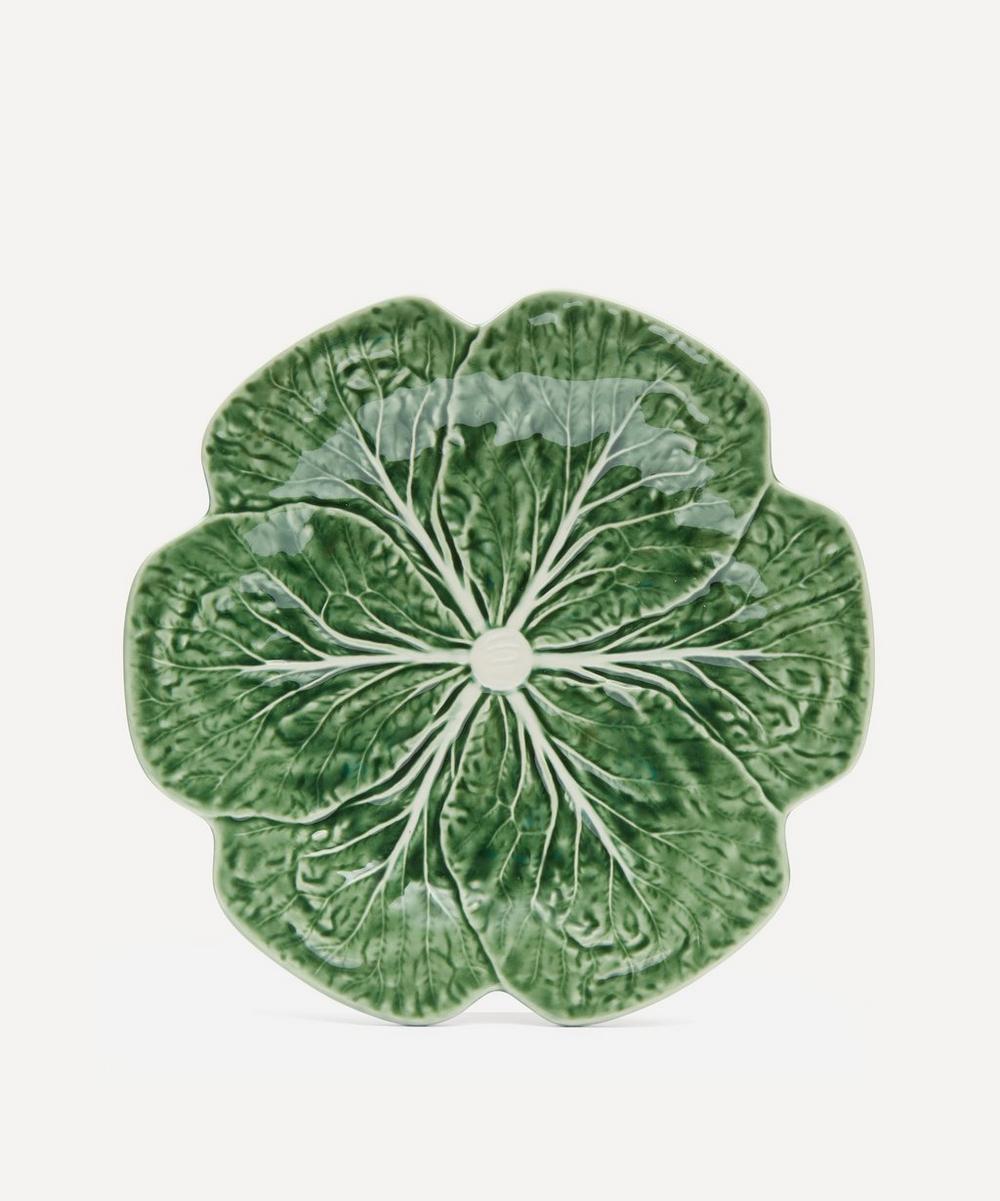 Bordallo Pinheiro - Cabbage Dinner Plate