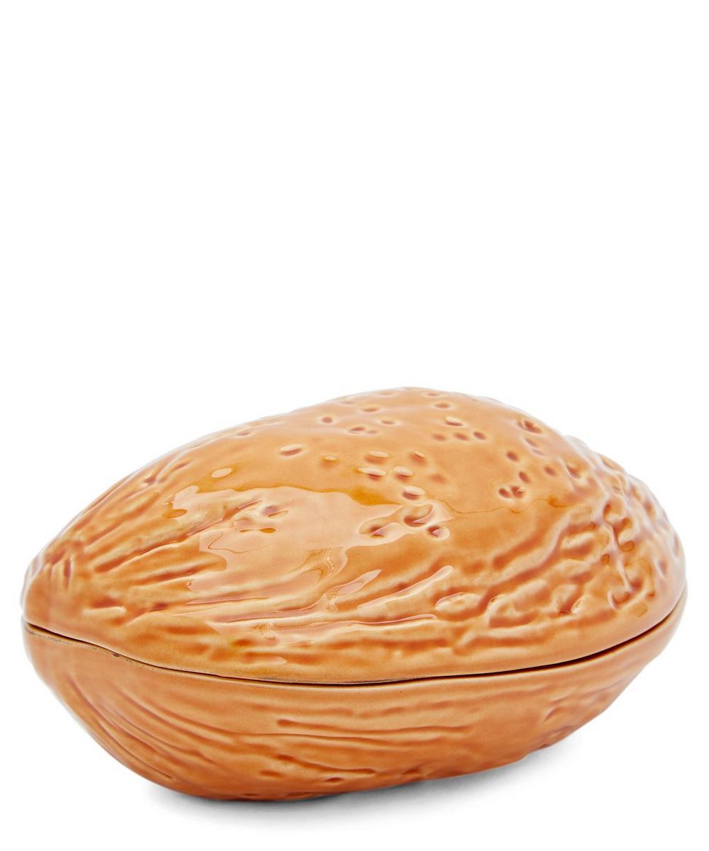 Ceramic Almond Box