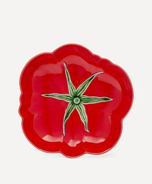 Tomato Pasta Plate