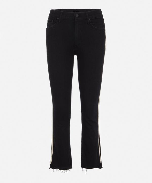 Mother - The Insider Crop Step Fray Jeans