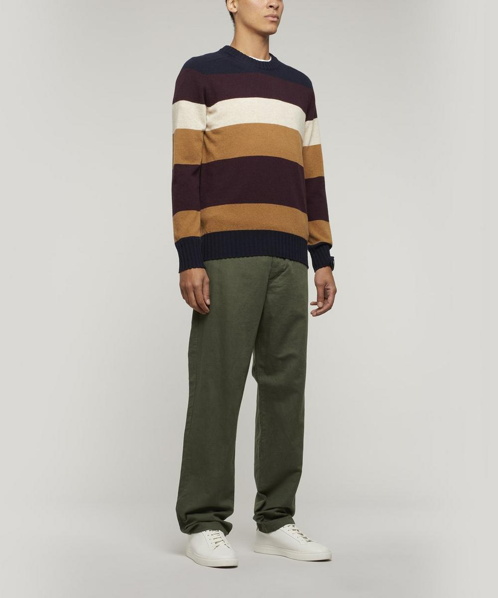 Edgar Stripe Knit