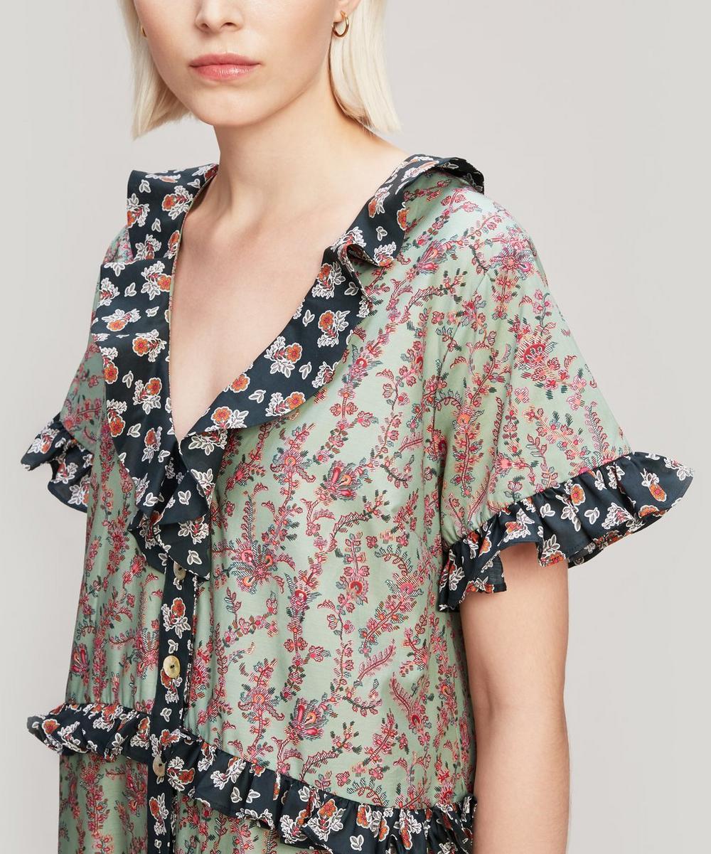 Renee Tana Lawn™ Cotton Shirt Dress