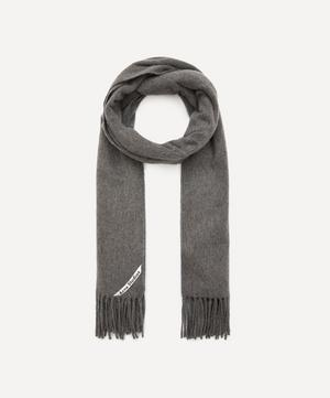 New Wool Scarf